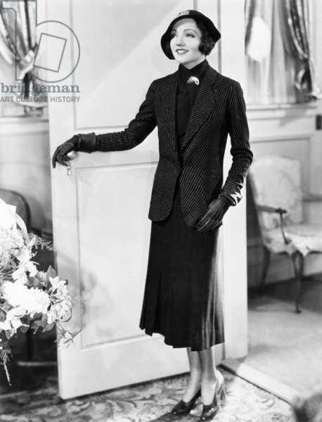 THE WISER SEX, Claudette Colbert, 1932: THE WISER SEX, Claudette Colbert, 1932
