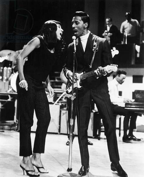 BIG T.N.T. SHOW, Tina Turner, Ike Turner, 1966