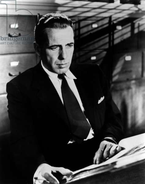 Le Grand Sommeil: THE BIG SLEEP, Humphrey Bogart, 1946