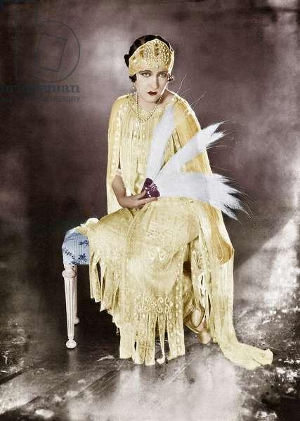 Gloria Swanson, ca. 1921