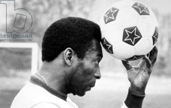 NORTH AMERICAN SOCCER LEAGUE, Pele, 05/08/1979. (c)ABC Television/ Courtesy: Everett Collection.