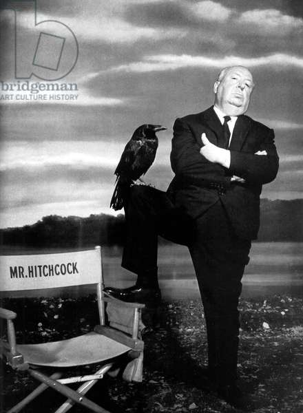 Alfred Hitchcock: THE BIRDS, director Alfred Hitchcock, 1963