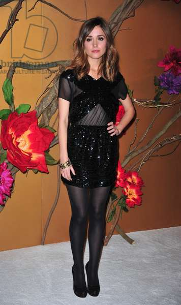 Rose Byrne at arrivals for The Museum of Modern Art Film Benefit: A Tribute to TIM BURTON, MoMA Museum of Modern Art, New York, NY November 17, 2009. Photo By: Gregorio T. Binuya/Everett Collection