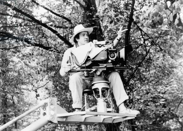 LUNA, (aka LA LUNA), director Bernardo Bertolucci, on-set, 1979, TM & Copyright (c) 20th Century Fox Film Corp. All rights reserved.