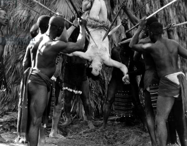 TERROR ISLAND: TERROR ISLAND, Harry Houdini, 1920