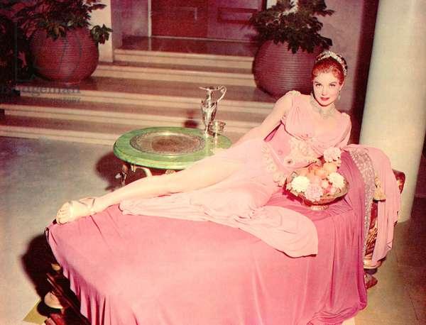 JUPITER'S DARLING, Esther Williams, 1955
