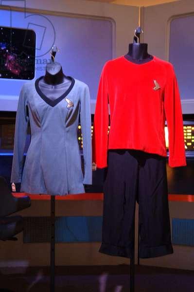 les costumes de la serie TV Star Trek
