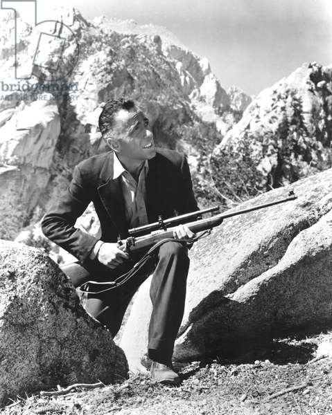 High Sierra, Humphrey Bogart, 1941