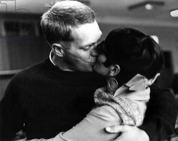 Steve McQueen, Neile Adams, late 1960s