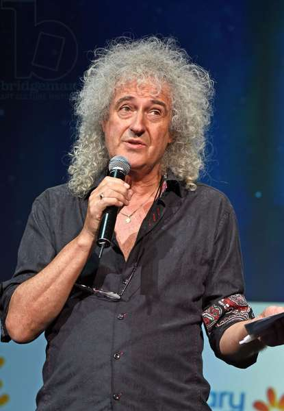 Brian May in attendance for STARMUS III Festival 2016: Tribute to Stephen Hawking - WED, Piramide de Arona, Tenerife, Canary Islands, -- June 29, 2016. Photo By: Derek Storm/Everett Collection