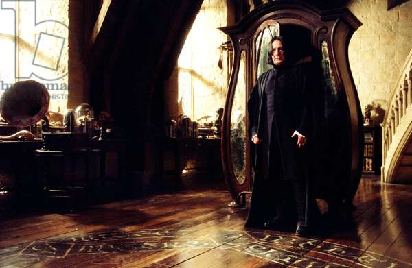 HARRY POTTER AND THE PRISONER OF AZKABAN, Alan Rickman, 2004, © Warner Brothers/courtesy Everett Collection