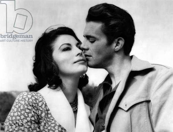 L'ange pourpre: THE ANGEL WORE RED, Ava Gardner, Dirk Bogarde, 1960
