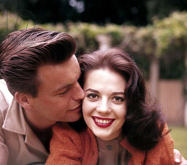 Robert Wagner, Natalie Wood in the 1950s