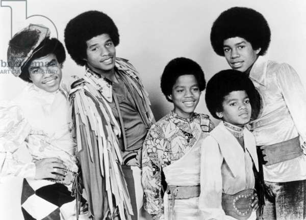 The Jackson 5, early 1970s