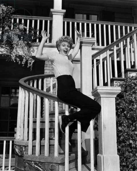 Shelley Winters, 1950