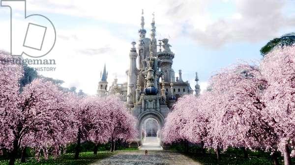 Alice au Pays des Merveilles: ALICE IN WONDERLAND, 2010. ©Walt Disney Pictures/courtesy Everett Collection