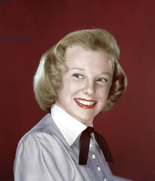 June Allyson, 1940s.