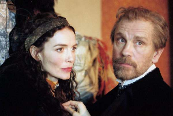Klimt: KLIMT, Saffron Burrows, John Malkovich, 2006. ©Outsider Pictures/courtesy Everett Collection