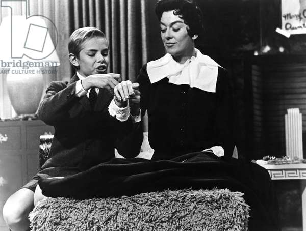 AUNTIE MAME, Jan Handzlik, Rosalind Russell, 1958