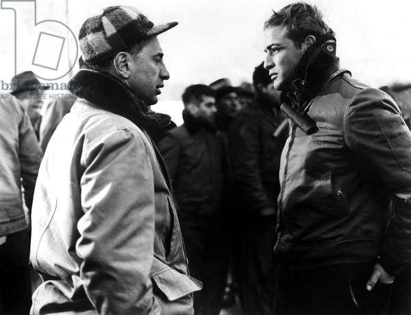 ON THE WATERFRONT, Elia Kazan, Marlon Brando, 1954