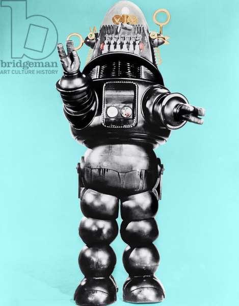 Planete interdite: FORBIDDEN PLANET, Robby the Robot, 1956