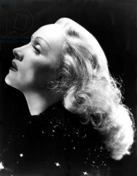 Marlene Dietrich, ca. 1940