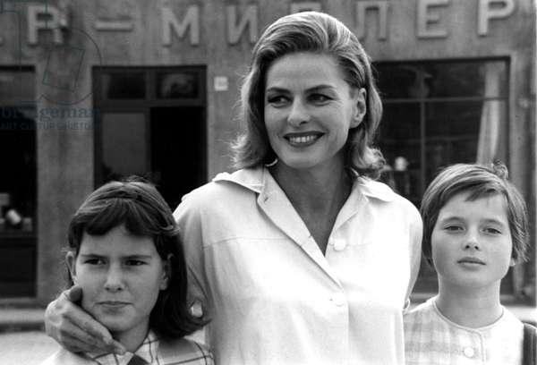 Isotta Rossellini, Ingrid Bergman, Isabella Rossellini