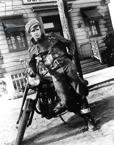 THE WILD ONE, Marlon Brando, 1953