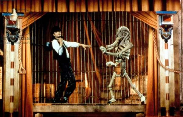 MOONWALKER, Michael Jackson, 1988