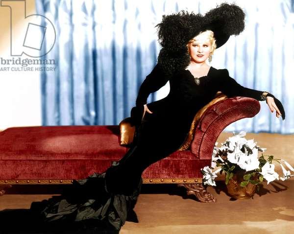 Annie de Klondike: KLONDIKE ANNIE, Mae West, 1936