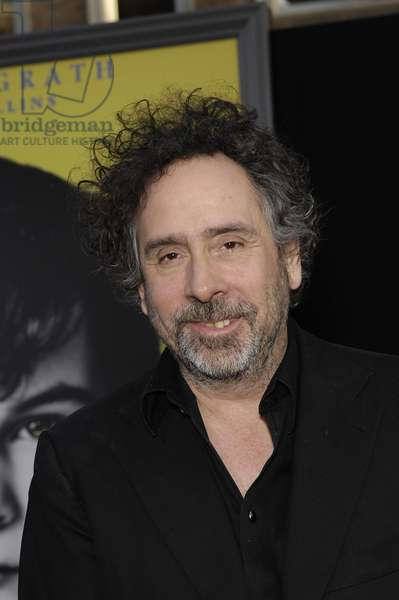 Tim Burton at arrivals for DARK SHADOWS Premiere, Grauman's Chinese Theatre, Los Angeles, CA May 7, 2012. Photo By: Michael Germana/Everett Collection