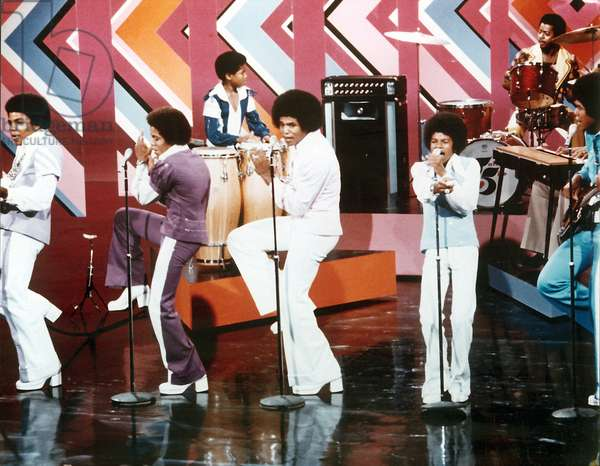 The Jackson Five, circa early 1970s