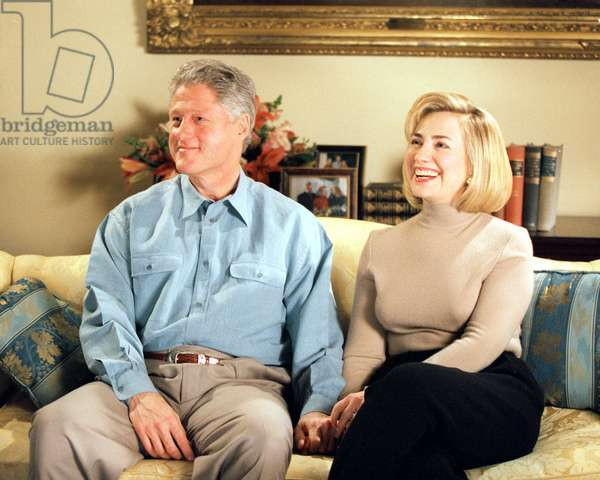 I AM YOUR CHILD, Bill Clinton, Hillary Rodham Clinton, 1997
