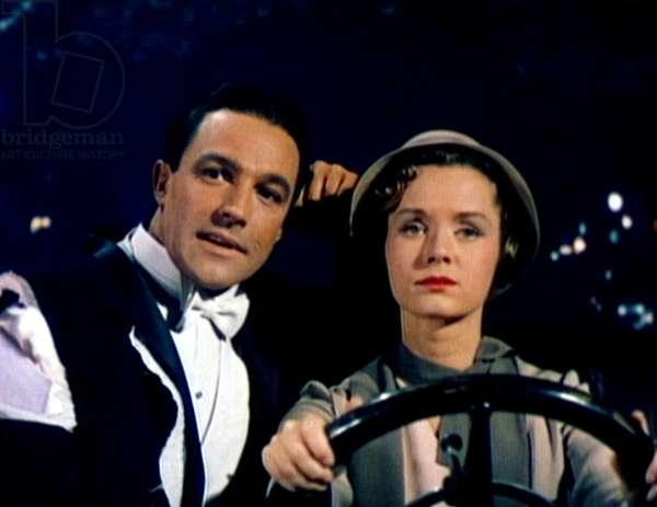 SINGIN' IN THE RAIN, Gene Kelly, Debbie Reynolds, 1952