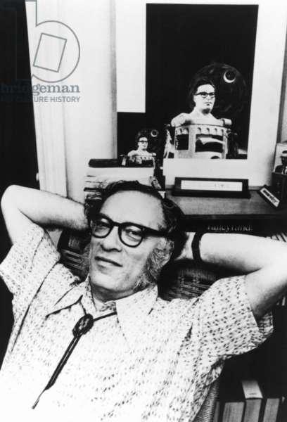 Isaac Asimov, 1980