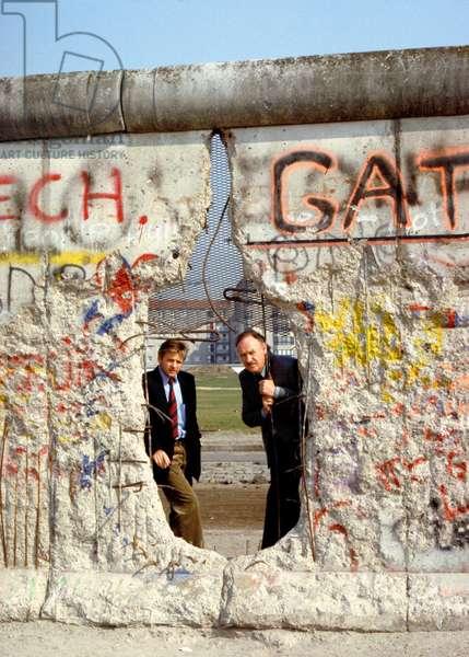 Patriotes: COMPANY BUSINESS, Mikhail Baryshnikov, Gene Hackman, 1991, (c) MGM/courtesy Everett Collection