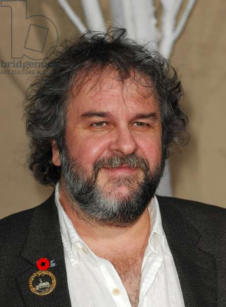 Peter Jackson at arrivals for THE HOBBIT: THE BATTLE OF THE FIVE ARMIES Premiere, The Dolby Theatre at Hollywood and Highland Center, Los Angeles, CA December 9, 2014. Photo By: Elizabeth Goodenough/Everett Collection