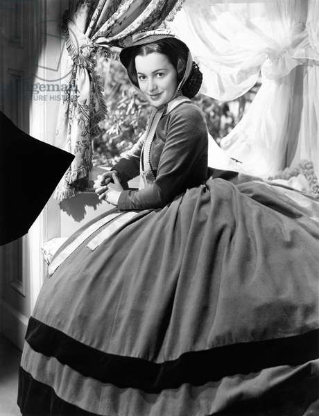 GONE WITH THE WIND, Olivia de Havilland, 1939