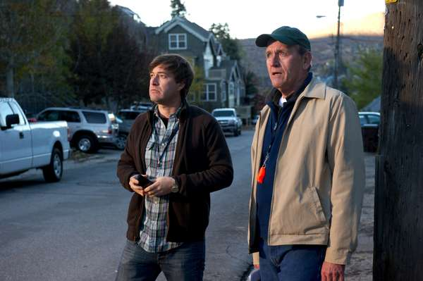 DARLING COMPANION, l-r: Mark Duplass, Richard Jenkins, 2012, ph: Wilson Webb/©Sony Pictures Classics/courtesy Everett Collection