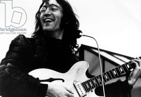LET IT BE, John Lennon, 1970