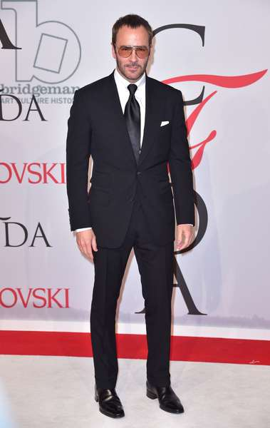 Tom Ford at arrivals for 2015 CFDA Fashion Awards - Part 2, Alice Tully Hall at Lincoln Center, New York, NY June 1, 2015. Photo By: Gregorio T. Binuya/Everett Collection