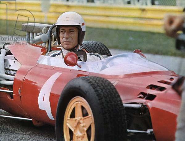 GRAND PRIX, Yves Montand, 1966