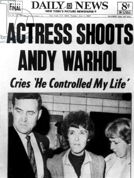 I shot Andy Warhol: I SHOT ANDY WARHOL, Valerie Solanas (center), 1996, (c) Orion / Courtesy: Everett Collection