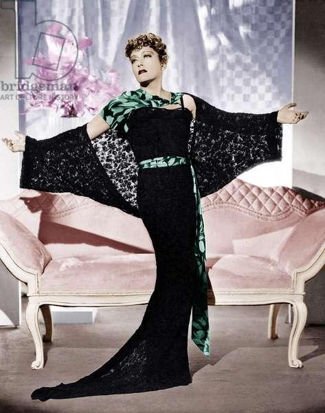 Gloria Swanson, ca. 1934