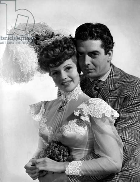 My Gal Sal, Rita Hayworth, Victor Mature, 1942