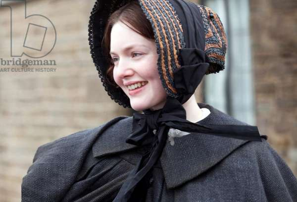 JANE EYRE, Holliday Grainger, 2011. ph: Laurie Sparham/©Focus Features/Courtesy Everett Collection