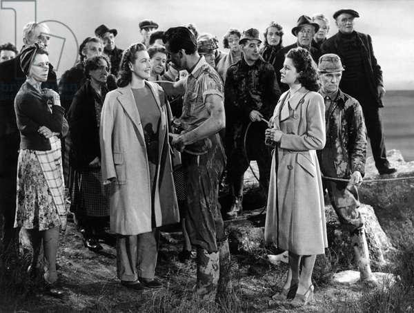 A LOVE STORY, (aka A LADY SURRENDERS), Patricia Roc, Stewart Granger, Margaret Lockwood, 1944 (b/w photo)