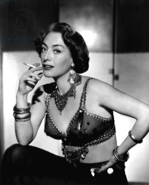 Boulevard des passions: FLAMINGO ROAD, Joan Crawford, 1949
