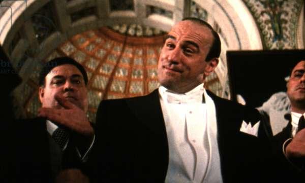 THE UNTOUCHABLES, Robert De Niro, 1987. (c) Paramount Pictures/ Courtesy: Everett Collection.