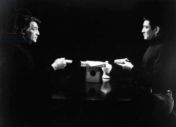 THE YAKUZA, Robert Mitchum, Takakura Ken, 1974